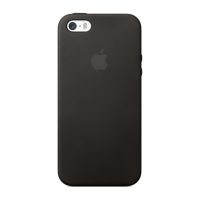 Чехол Apple Case для iPhone 5/5S Black крупнее