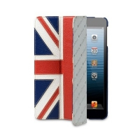 Чехол Melkco Nations Leather case для iPad mini Britain крупнее