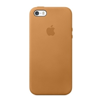 Чехол Apple Case для iPhone 5/5S Brown крупнее