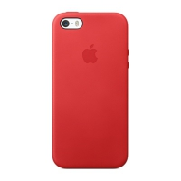 Чехол Apple Case для iPhone 5/5S Red крупнее