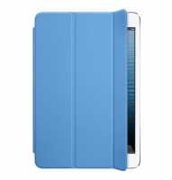 Чехол iPad mini Smart Cover Blue крупнее
