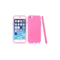 Чехол A-ZONE Silicone Series Mate для iPhone 6/6s Pink крупнее