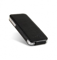 Чехол Melkco Premium Leather Diary Flip Type для iPhone 5/5S Black крупнее