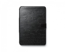 Чехол Zenus Masstige Lettering Diary для iPad mini/iPad Mini Retina Black крупнее