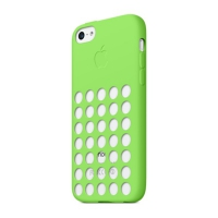 Чехол Apple Case для iPhone 5C Green крупнее