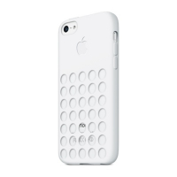 Чехол Apple Case для iPhone 5C White крупнее