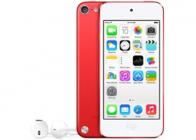 Apple iPod touch 5th  64Gb Red  крупнее