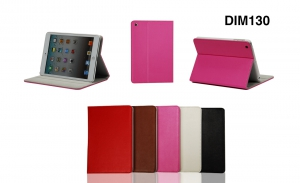 Чехол iwill  Leather Case compatible iPad mini/iPad Mini Retina Black  DIM-130 крупнее