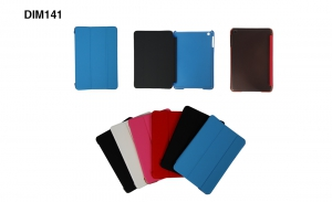 Чехол iwill  Leather Smart Case compatible iPad mini/iPad Mini Retina Black DIM-141 крупнее