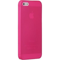 Чехол Ozaki O!coat 0.3 Jelly iPhone 5/5S Pink крупнее