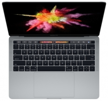 Apple MacBook Pro 13.3 Late 2016 Touch Bar и Touch ID Space Gray  крупнее