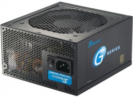 Блок питания Sea Sonic G750W 80 PLUS Gold ATX крупнее
