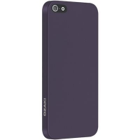 Чехол Ozaki O!coat 0.3 Solid iPhone 5/5S Purple крупнее