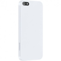 Чехол Ozaki O!coat 0.3 Solid iPhone 5/5S White крупнее