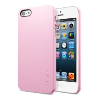 Чехол SGP Ultra Thin Air для iPhone 5/5S Pink крупнее