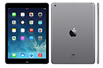 Apple iPad Air 128Gb Wi-Fi + Cellular Space Gray крупнее