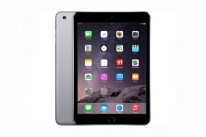 Apple iPad mini 3 Wi-Fi + Cellular 128Gb Space Gray крупнее