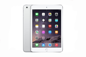 Apple iPad mini 3 Wi-Fi + Cellular 128Gb Silver крупнее