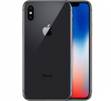 Apple iPhone X 256Gb Space Gray крупнее