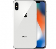Apple iPhone X 256Gb Silver крупнее