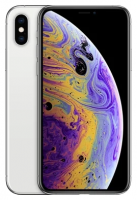 Apple iPhone Xs Max 256gb Silver крупнее
