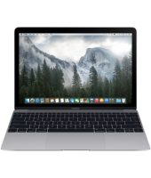 Apple MacBook 12 Early 2015 Space Gray 256GB крупнее