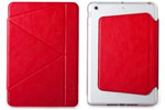 Чехол-книжка The Core Smart Case для iPad mini Red крупнее