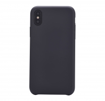 Чехол DEVIA Ceo 2 Case Soft Touch для Apple iPhone X Black  крупнее