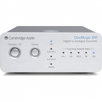 ЦАП Cambridge Audio DacMagic 100 (Silver)  крупнее