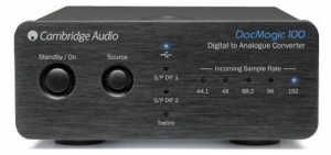 ЦАП Cambridge Audio DacMagic 100 (Black) крупнее