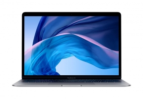 Apple MacBook Air 13 with Retina display Late 2018 (Intel Core i5 1600 MHz/8GB/256GB SSD) Space Gray (MRE92RU/A) крупнее