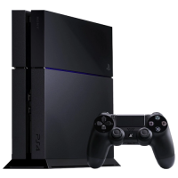Sony PlayStation 4 500GB крупнее
